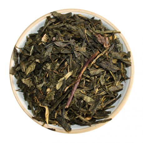 (200g) Energie Tee Getränk Grüner Tee mit Ginsengwurzel & Kaktusblüten