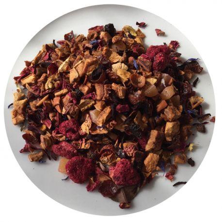 (200g) Gute Laune Tee (warm & kalt genießen) Hochwertige Teemischung